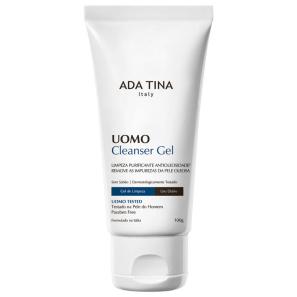 Ada Tina Uomo Cleanser - Gel de Limpeza Facial 100g