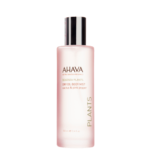 Ahava Deadsea Plants Cactus & Pink Pepper - Óleo Corporal 100ml
