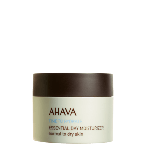 Ahava Time To Hydrate Essencial Day Normal To Dry - Hidratante Facial 50ml
