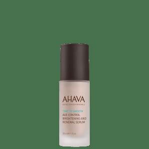Ahava Time To Smooth Age Control Brightening and Renewal - Sérum Clareador de Manchas 30ml