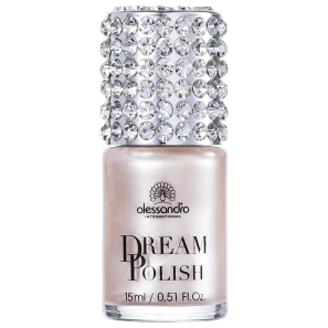 Alessandro International Dream Polish Platinum - Esmalte Cremoso 15ml