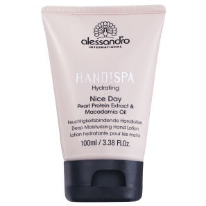 Alessandro International Hand!Spa Age Complex Sensitive - Creme para as Mãos 100ml