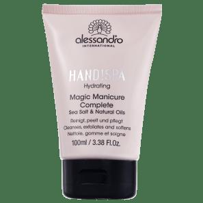 Alessandro International Hand!Spa Magic Manicure - Creme Esfoliante para as Mãos 100ml