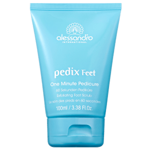 Alessandro International Pedix Feet One Minute Pedicure - Esfoliante para os Pés 100ml