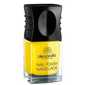 Alessandro Nail Polish Sunshine Raggae - Esmalte 10ml