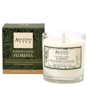 AMAZONIA VIVA Scented Candle Floresta