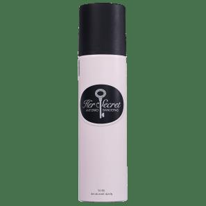 Antonio Banderas Secret Her - Desodorante Feminino 150ml