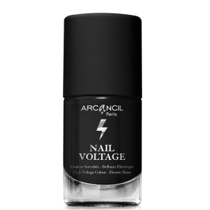 Arcancil Nail Voltage Arrogant Black - Esmalte 10ml
