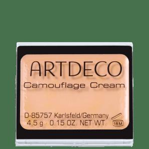 Artdeco Camouflage Cream nº 09 Soft Cinnamon - Corretivo Compacto 4,5g