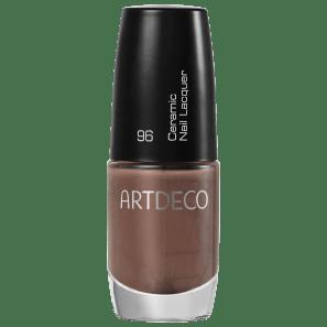 Artdeco Ceramic Nail Lacquer 96 Walnut Wood - Esmalte Cremoso 6ml