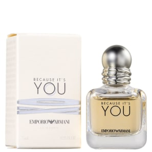 e45d0005f9f63 Conjunto Because It s You Giorgio Armani Feminino - Eau de Parfum 30ml + Loção  Corporal 75ml gift image