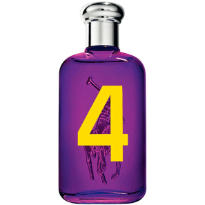 Big Pony Purple 4 For Women Ralph Lauren Eau de Toilette - Perfume Feminino 30ml