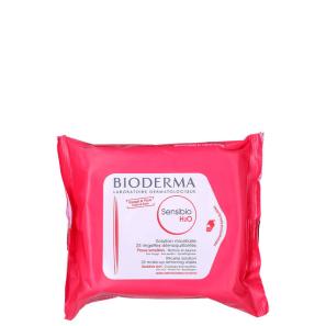 Bioderma Sensibio H2O - Lenço Demaquilante (25 unidades)