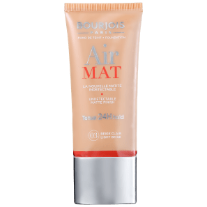 Bourjois Air Mat Tenue 24H Hold N03 Beige Clair - Base Líquida 30ml