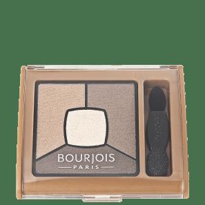 Bourjois Smoky Stories 06 Upside Brown - Paleta de Sombras 3,2g