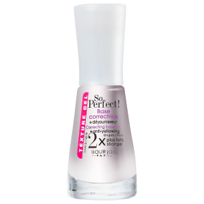 Bourjois So Perfect! Base Correctrice - Base Corretora para Unhas 10ml