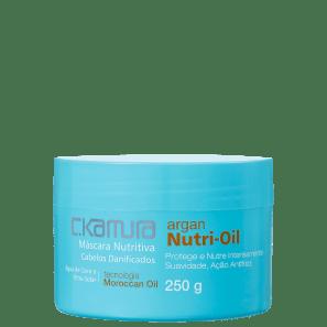 C.Kamura Argan Nutri-Oil - Máscara Capilar