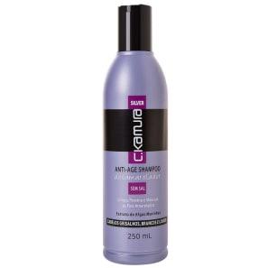 C.Kamura Silver Anti-Age Shampoo Desamarelador - Shampoo 250ml