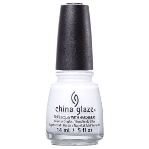 China Glaze White On White - Esmalte Cremoso 14ml
