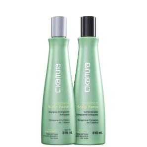 Kit C.Kamura Treatment Scalp Force Duo (2 Produtos)