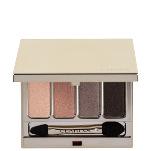 Clarins 4-Colour Eyeshadow Palette N3 Brown - Paleta de Sombras 7g