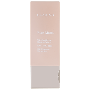 Clarins Ever Matte Teint Equilibrant Matité Et Naturel FPS 15 109 Wheat - Base Líquida 30ml