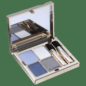 Clarins Eye Quartet Mineral 04 Indigo - Paleta de Sombras