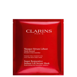 Clarins Super Restorative Instant Lift Serum - Máscara Anti-Idade 4g