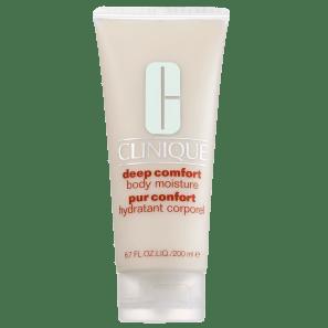 Clinique Deep Comfort Body - Creme Hidratante Corporal 200ml
