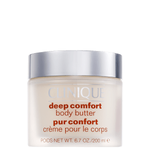 Clinique Deep Comfort Body - Manteiga Hidratante Corporal 200ml