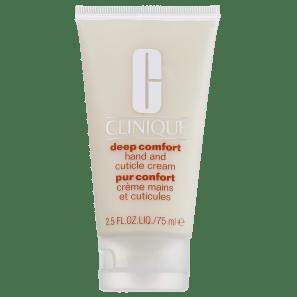 Clinique Deep Comfort - Creme para as Mãos e Cutículas 75ml