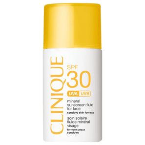 Clinique Mineral Sunscreen FPS 30 - Protetor Solar Facial 30ml
