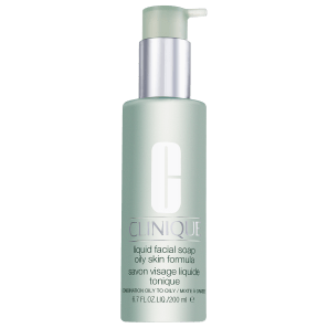 Clinique Oily Skin Formula - Sabonete Líquido Facial 200ml