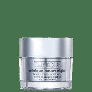 Clinique Smart Night Dry - Hidratante Anti-Idade Noturno 50ml