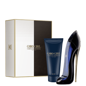 Conjunto Good Girl Carolina Herrera Feminino - Eau de Parfum 80ml + Loção Corporal 100ml