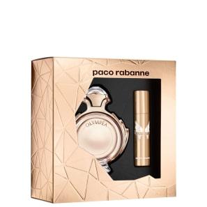 Conjunto Olympéa Paco Rabanne Feminino - Eau de Parfum 50ml + Travel Size 10ml