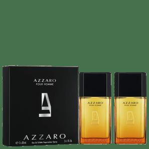 Conjunto Azzaro Pour Homme