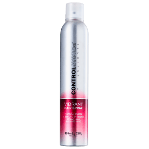 Control System Vibrant - Spray Fixador 400ml