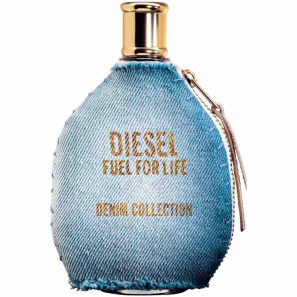 Diesel Fuel for Life Denim Collection Feminino - Eau de Toilette 75ml