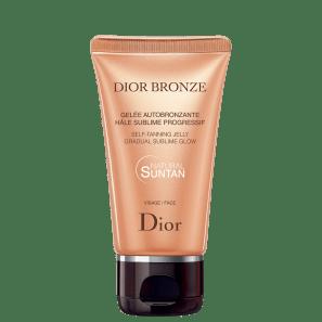Dior Bronze Self Tanning Jelly - Gel Autobronzeador Facial 150ml