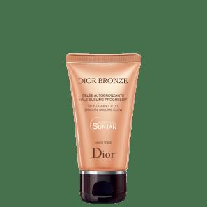 Dior Bronze Self Tanning Jelly - Gel Autobronzeador Facial 50ml