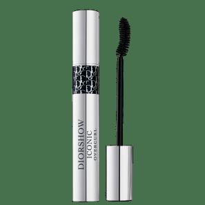 Dior Diorshow Iconic Overcurl 090 Over Black - Máscara para Cílios 10ml