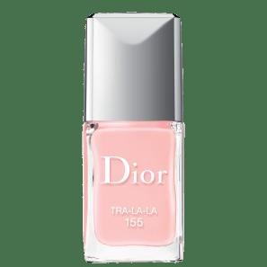 Dior Rouge Vernis 155 Tra La La - Esmalte Cremoso 10ml