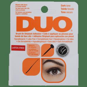DUO Dark Brush On Striplash Adhesive - Cola para Cílios