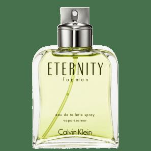 Eternity For Men Calvin Klein Eau de Toilette - Perfume Masculino 100ml