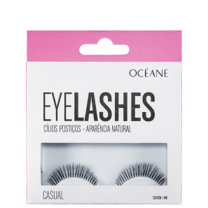 Océane Eyelashes Casual - Cílios Postiços