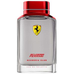 Scuderia Ferrari Club Eau de Toilette - Perfume Masculino 40ml