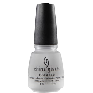 Base e cobertura China Glaze