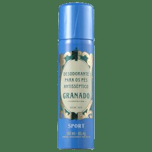 Granado Antisséptica Sport Para Os Pés Antisséptico - Desodorante Spray 100ml