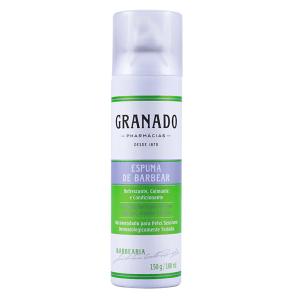 Granado Barbearia - Espuma de Barbear 150g